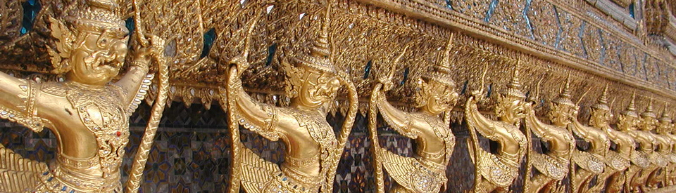Bangkok Touren – Koenigspalast - mit Guide in Deutsch