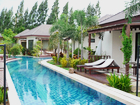 Pinnacle-Hotel – Bungalows mit Pool