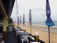 Sea Falcon - Restaurant-Terrasse