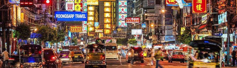 Bangkok Touren – Street-Food-Tour durch Chinatown mit Tuk-Tuk - mit Guide in Deutsch